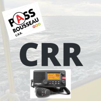 Certificat Restreint de Radiotéléphoniste CRR